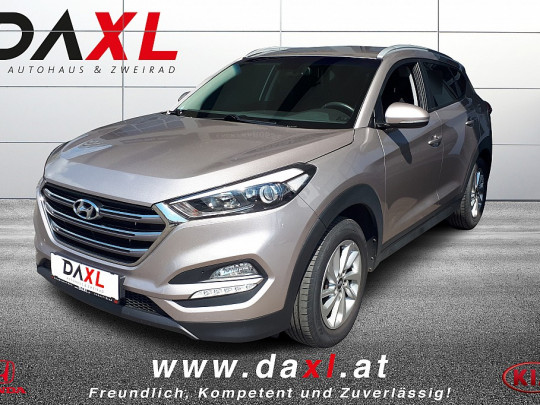 Hyundai Tucson 2,0 CRDI Start-Stopp Business Class € 199.00 monatlich bei BM || DAXL in