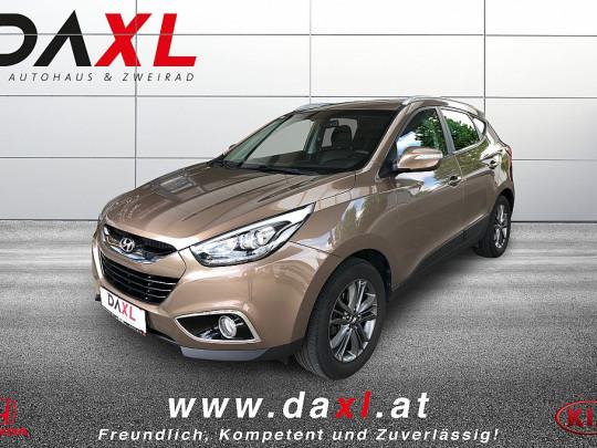 Hyundai iX35 2,0 CRDi Premium bei BM || DAXL in