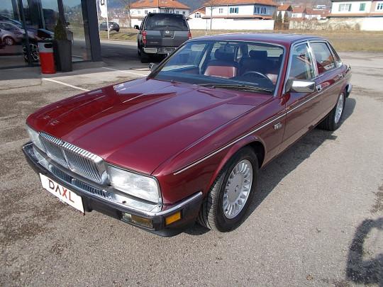 Jaguar Daimler 3.6 Aut. bei BM    DAXL in