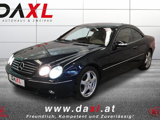 Mercedes-Benz CL 500 Aut. bei BM    DAXL in